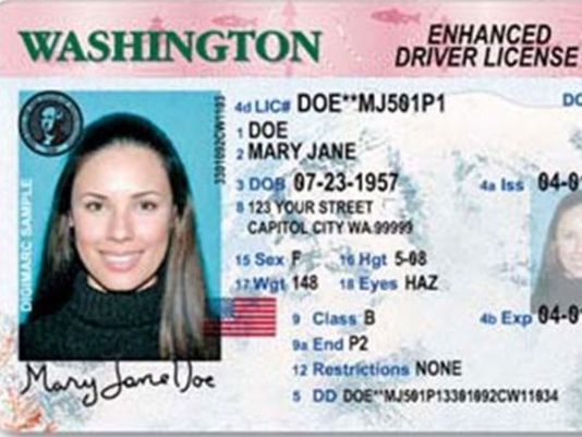 washington state drivers license spokane valley