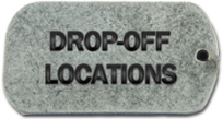Drop Off Locations