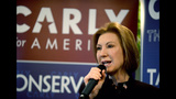 Carly Fiorina suspends GOP presidential bid