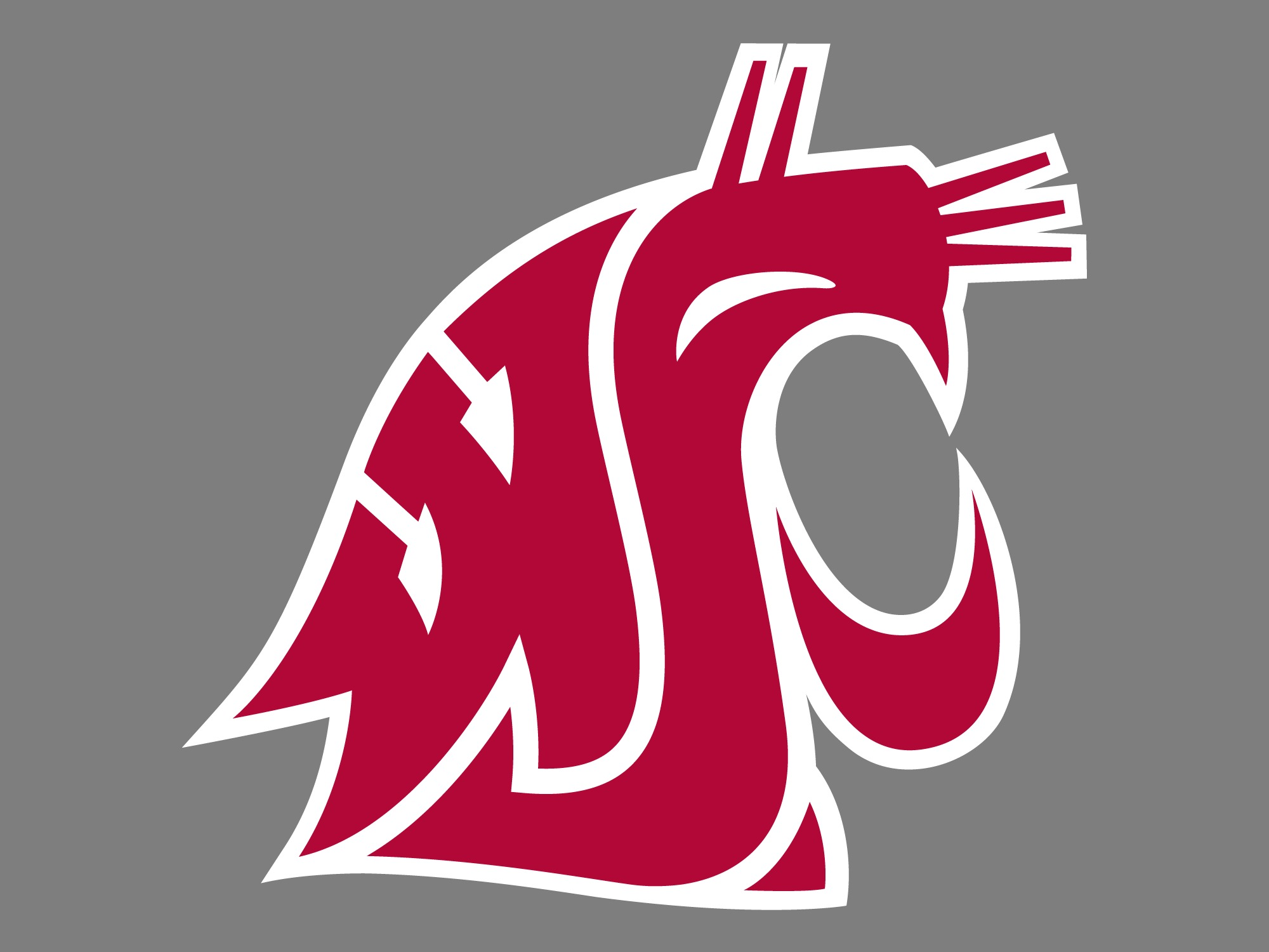 poll wsu has best logo in college football krem com american football images clip art american football clipart images