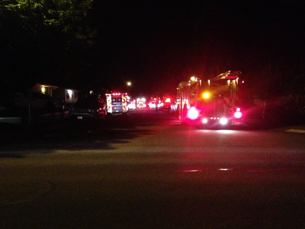 House catches fire on South Hill