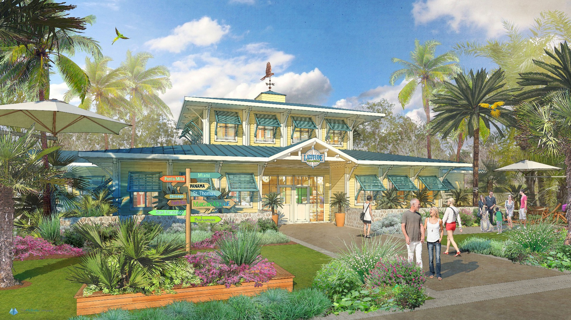 Opening Of Cleveland Margaritaville Delayed Again Photos
