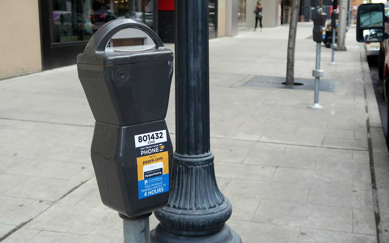 Galerry City Council Approves Metered Parking Pilot Program