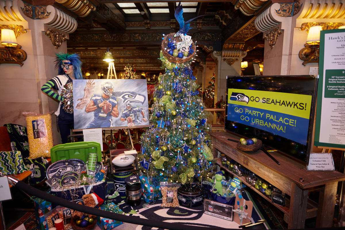 Davenport Hotel Christmas Tree Elegance 2021 Tourist In Your Town November 30 December 3 Krem Com